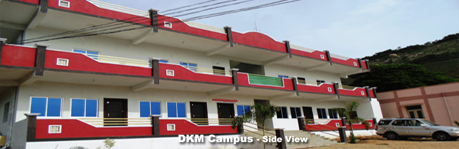 DKM Campus Side View